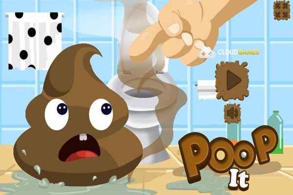 Poop It online game