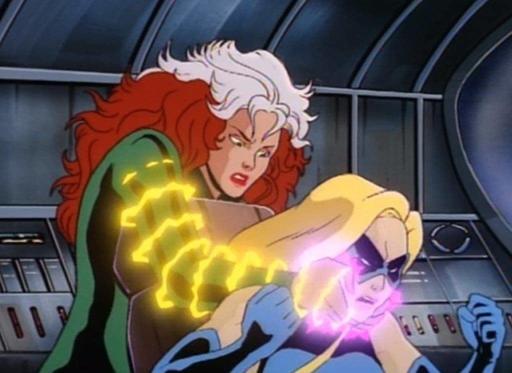 X-Men 90s cartoon