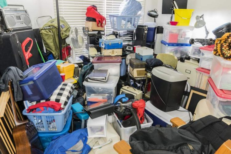 How to Stop Enabling a Hoarder