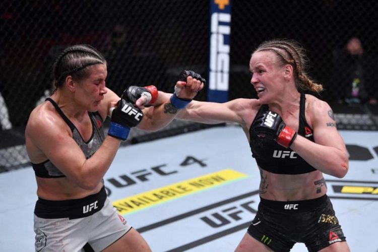 Shevchenko-Andrade Bout May Be UFC 261 Fight Of Night