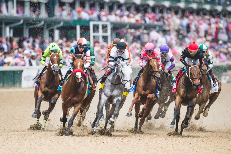 Kentucky Derby Television Broadcast