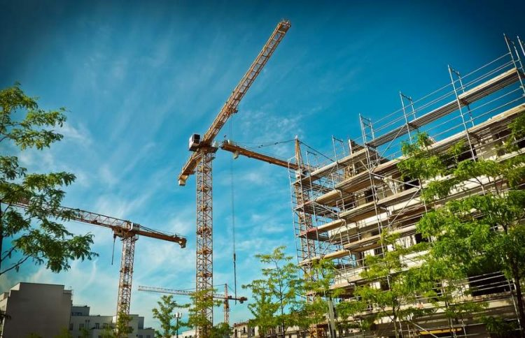 Startups in Construction