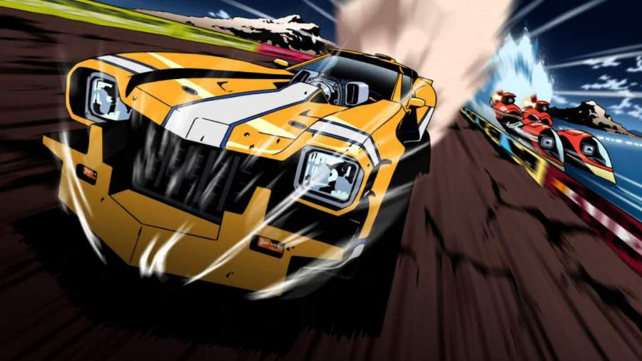 Trans AM from Redline - Anime Cars