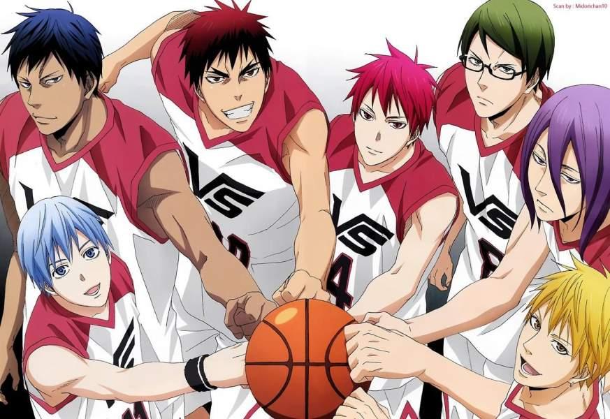 Kuroko no Basket Last Game (OVA)