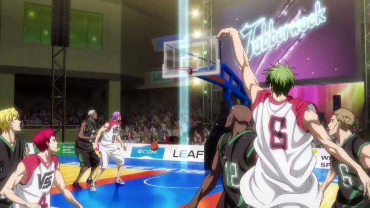 Best Basketball Anime of all the time
