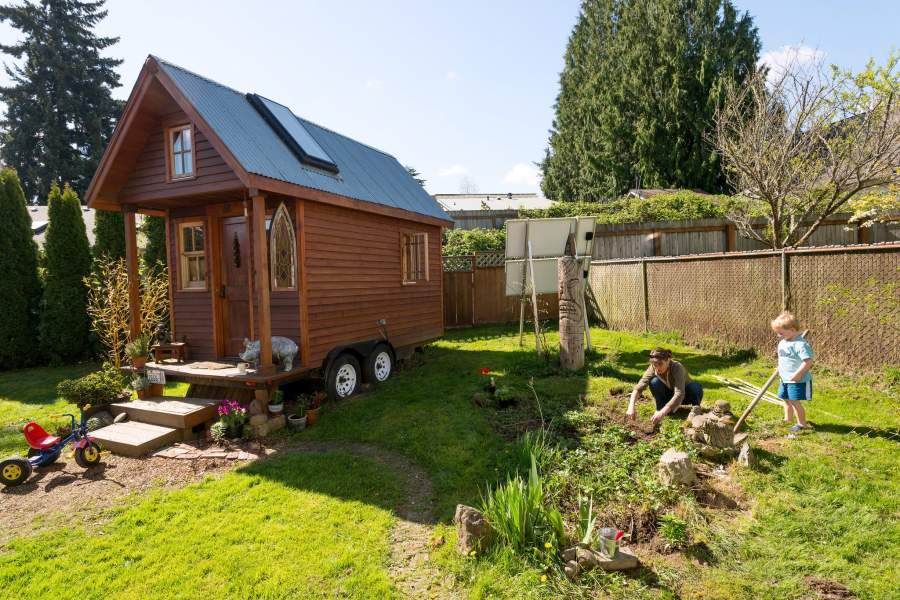 Tiny House Landscaping Tips