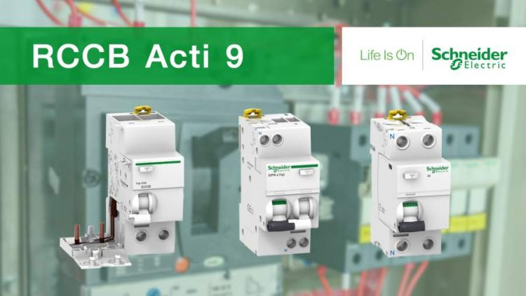 Include An RCCB in A Distribution Board