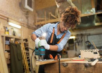Female Woodworkers