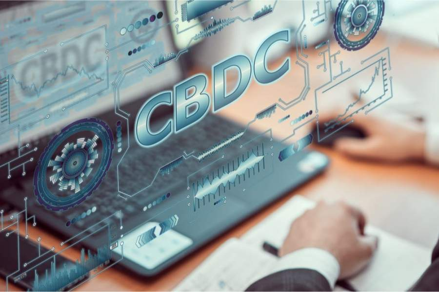 The central bank digital currency (CBDC)