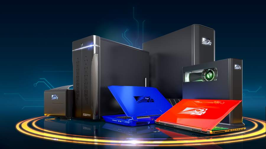 Falcon Northwest - PC Builder Websites
