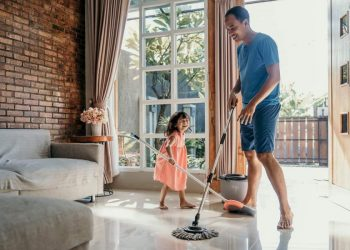 Deep Clean Your New Home Before Moving in