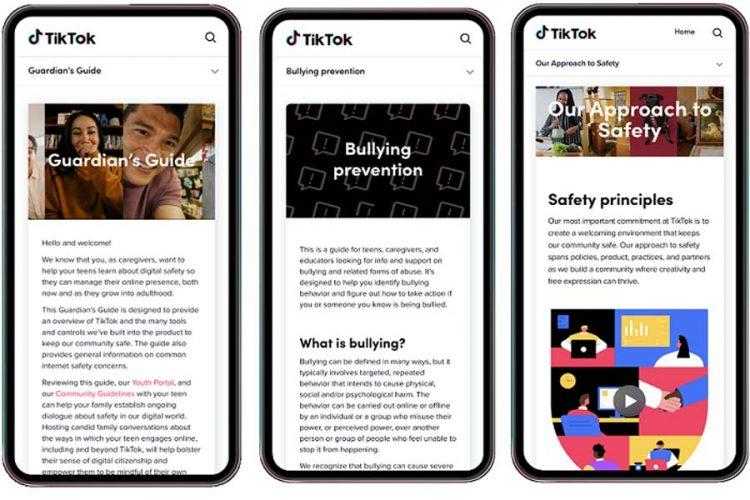 TikTok Unveils Guardian's Guide