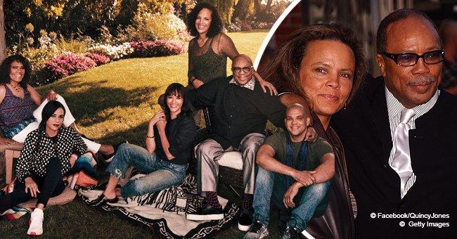 Jolie Jones Levine Family
