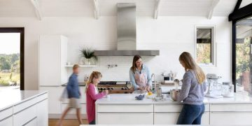 Cleaning Your Kitchen A Breeze