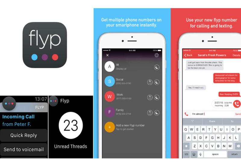 FLYP app
