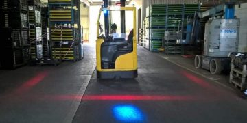 Forklift Lights and Their Major Uses