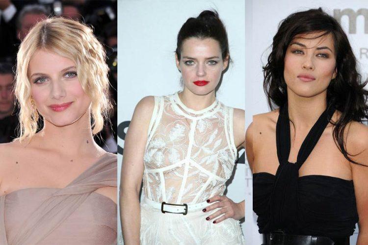 Most Beautiful French Women