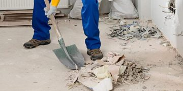 Hiring Cleaning Service after Construction
