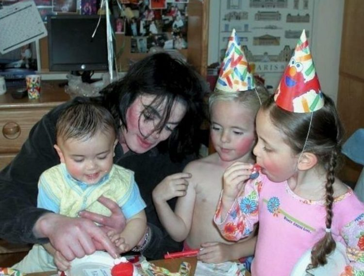 Michael Jackson's Kids today