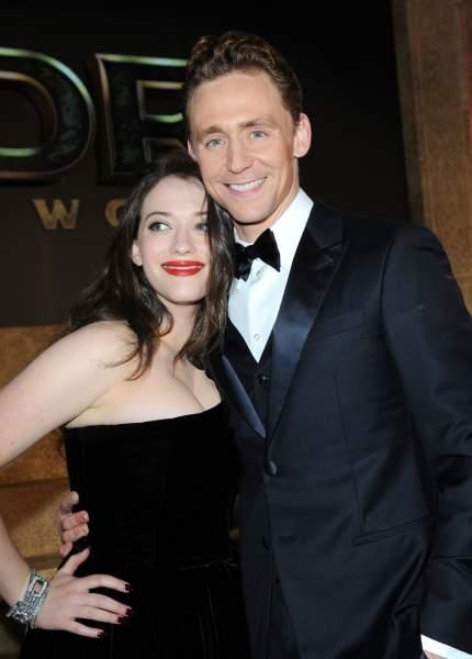 Kat Dennings Tom Hiddleston