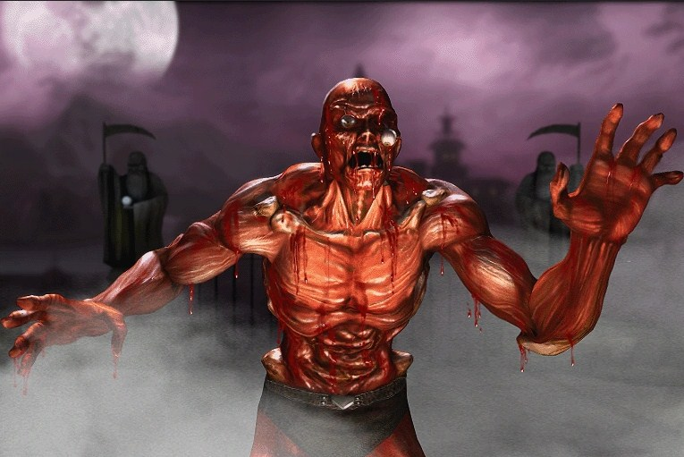 Meat, Weirdest Video Game Characters