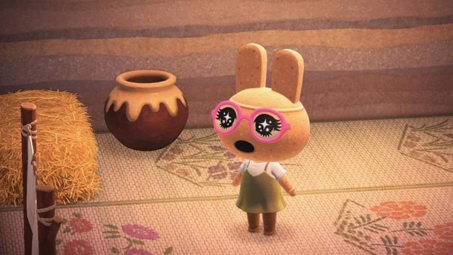 Coco from Animal Crossing