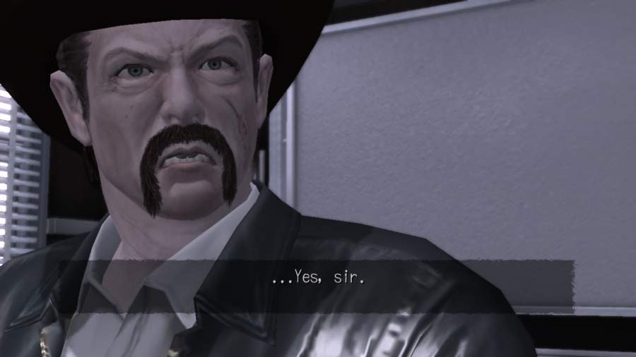 George Woodman, Deadly Premonition Character