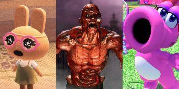 Weirdest Video Game Characters