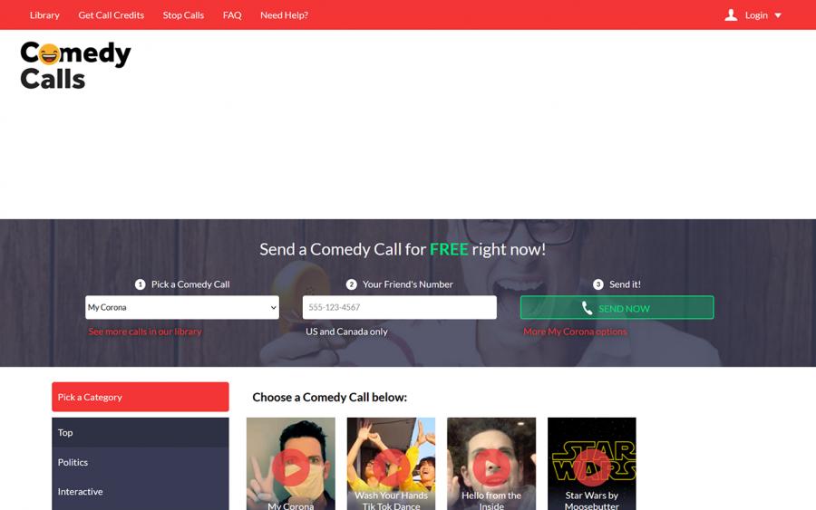 ComedyCalls.com
