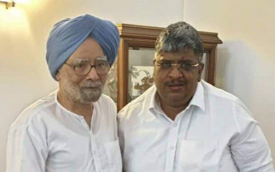 Anand Srinivasan and Man Mohan Singh