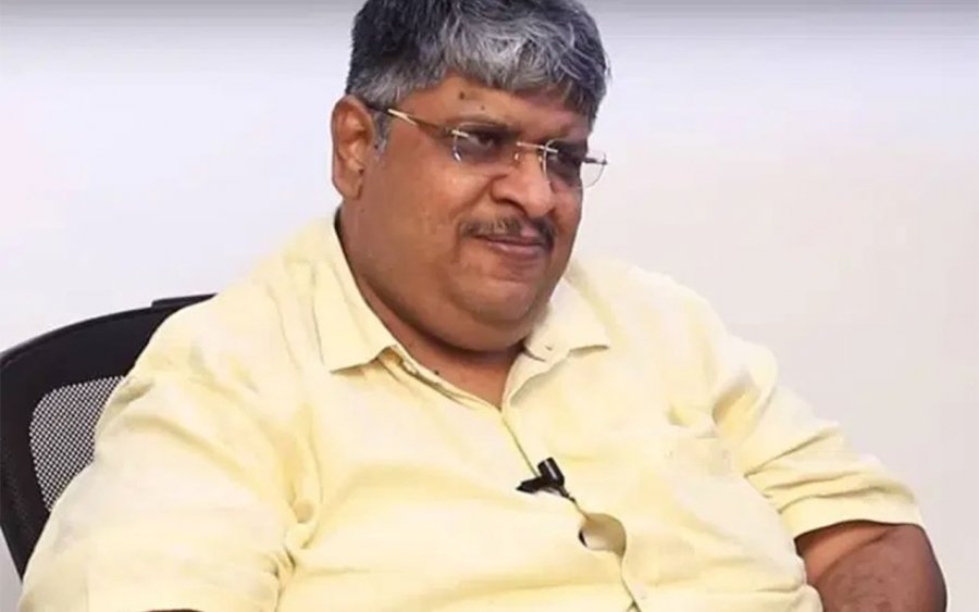 Anand Srinivasan Photo