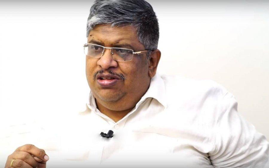 Anand Srinivasan Wiki