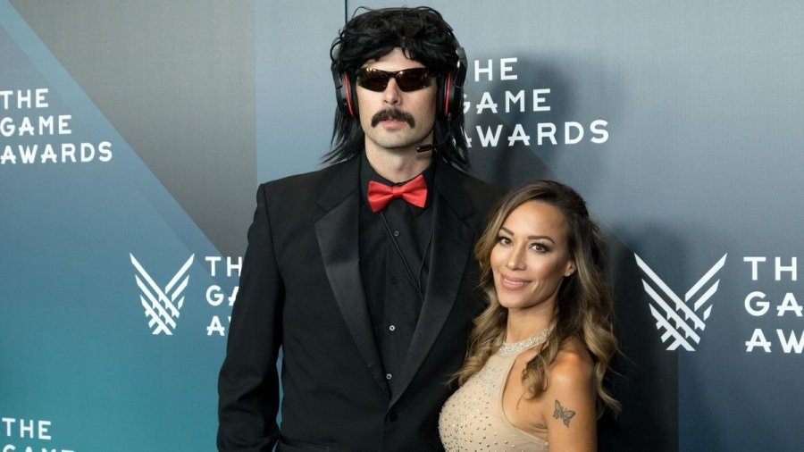 Dr. Disrespect Wife