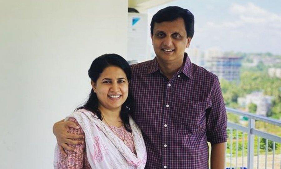 Veena Vijayan Wiki