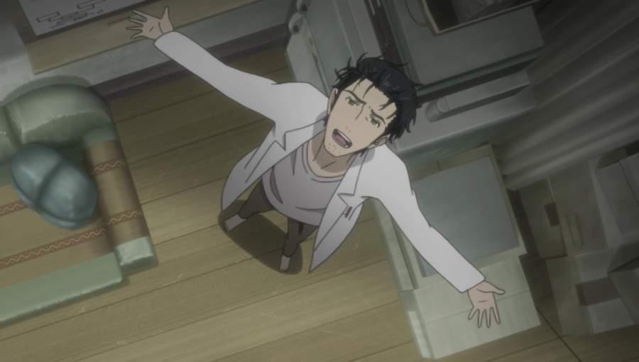 Steins;Gate Dark Anime