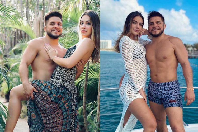 Henry Cejudo and His Fiancée Expecting First Baby