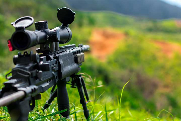 Nikon P-308 4-12x40 Riflescope Vs. Nikon M-308 4-16x42mm Rifle Scope