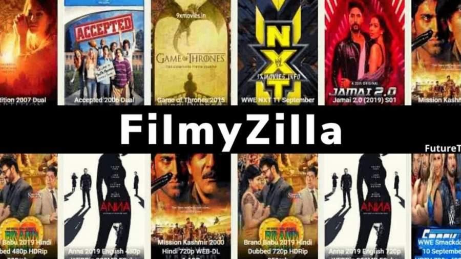 Filmyzilla Download Latest Hindi Movies and TV Series