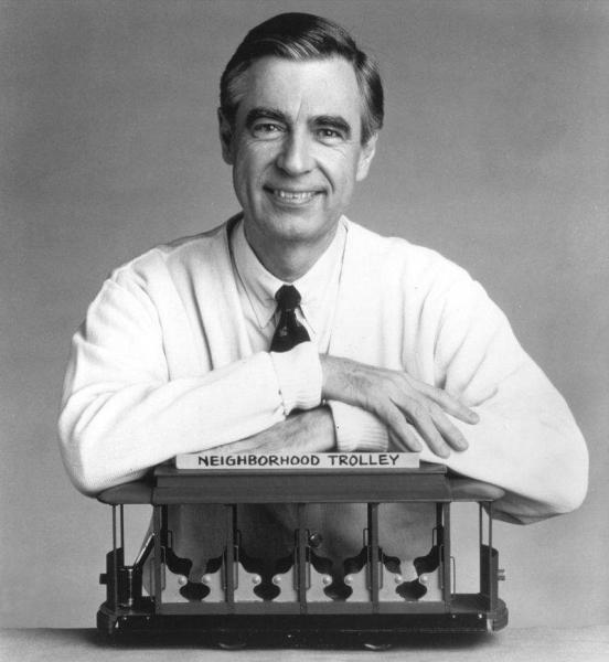 James Byrd Rogers father Fred Rogers