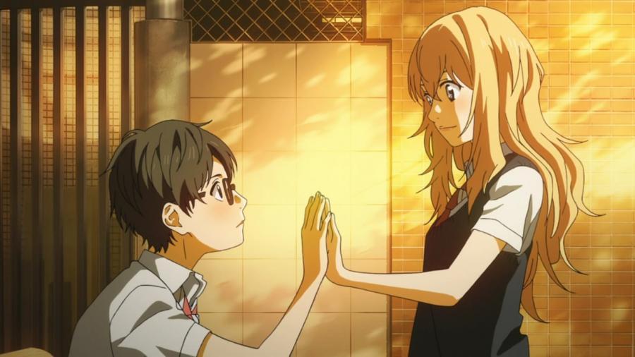 Kaori x Kousei (Best Anime Couples)