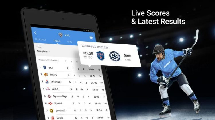 Best Sports Result Like Football, Soccer Score at One Place
