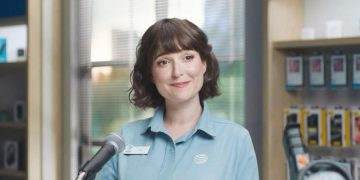 AT&T Girl Lily