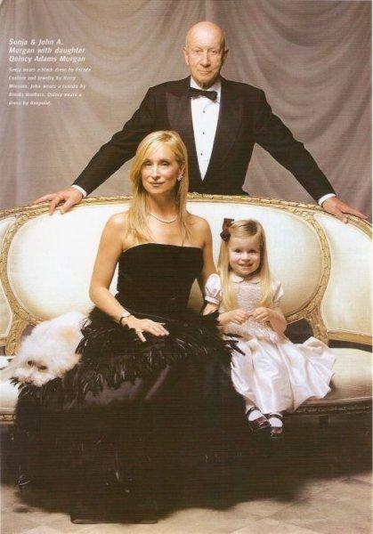 John Adams Morgan Family