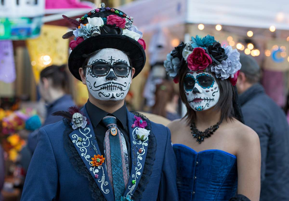 The day of the dead Wiki