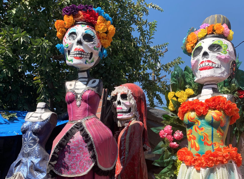 The day of the dead Festival Photo