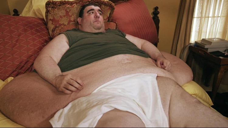 Robert Buchel my 600 lb life
