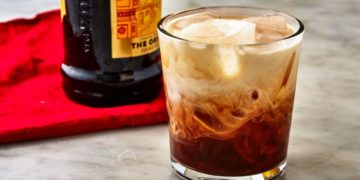 White Russian Cocktail Recipe