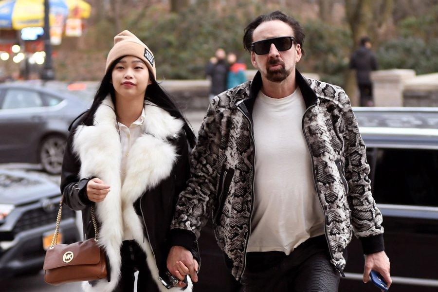 Nicolas Cage's 5th wife Riko Shibata