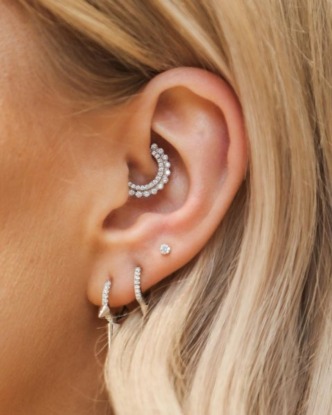 Daith Piercing Cost