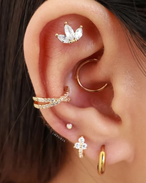 Daith Piercing Care